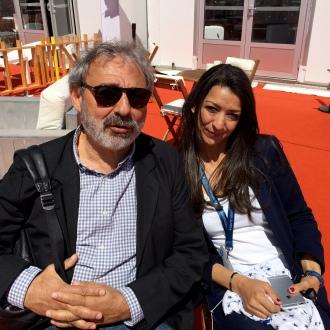 Dan Franck et Sabrina Roubache